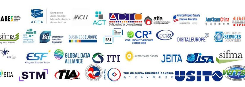WITSA Signs Multi-Association Letter on China Draft Personal Information Protection and Data Security Laws